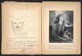 View Robert Edward Duncan and Jess Collins scrapbook for Patricia Jordan digital asset: pages 7