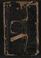 View W.L. Judson diary digital asset: cover