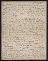 View Philip Guston letter to Reuben Kadish digital asset number 0