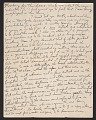 View Philip Guston letter to Reuben Kadish digital asset number 1