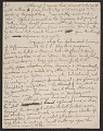 View Philip Guston letter to Reuben Kadish digital asset number 2