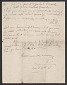 View Philip Guston letter to Reuben Kadish digital asset number 5