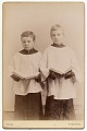 View Rockwell Kent and his brother Douglas in choir uniforms digital asset number 0