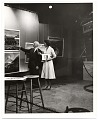 View Rockwell Kent during a television interview digital asset number 0