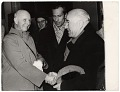 View Rockwell Kent meeting A. Deineka in Moscow digital asset number 0