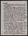 View Abraham Rattner letter to William Austin Kienbusch digital asset number 0
