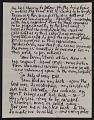 View Abraham Rattner letter to William Austin Kienbusch digital asset number 1