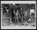 View Photograph of Reverend Howard Finster in Paradise Garden, Pennville, Georgia digital asset number 0