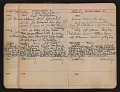 View Henry Hudson Kitson diary digital asset: pages 6