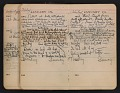 View Henry Hudson Kitson diary digital asset: pages 13