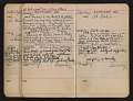 View Henry Hudson Kitson diary digital asset: pages 18