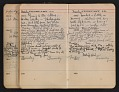 View Henry Hudson Kitson diary digital asset: pages 25