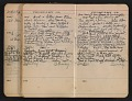 View Henry Hudson Kitson diary digital asset: pages 26