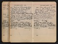 View Henry Hudson Kitson diary digital asset: pages 27