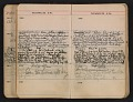 View Henry Hudson Kitson diary digital asset: pages 43