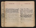 View Henry Hudson Kitson diary digital asset: pages 45