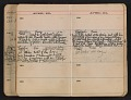 View Henry Hudson Kitson diary digital asset: pages 61