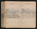 View Henry Hudson Kitson diary digital asset: pages 89