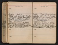 View Henry Hudson Kitson diary digital asset: pages 93