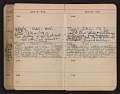 View Henry Hudson Kitson diary digital asset: pages 103