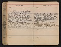 View Henry Hudson Kitson diary digital asset: pages 105