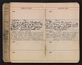 View Henry Hudson Kitson diary digital asset: pages 108