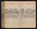 View Henry Hudson Kitson diary digital asset: pages 109
