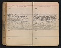 View Henry Hudson Kitson diary digital asset: pages 131