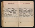 View Henry Hudson Kitson diary digital asset: pages 153
