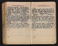 View Henry Hudson Kitson diary digital asset: pages 158