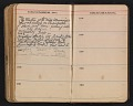 View Henry Hudson Kitson diary digital asset: pages 187