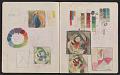 View Sketchbook #8 digital asset: pages 2