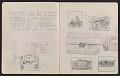 View Sketchbook #8 digital asset: pages 6