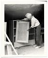 View John Sloan building a bookcase digital asset number 0