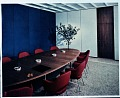 View Connecticut General Building conference room designed by Florence Knoll Bassett digital asset number 0
