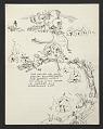 View Eero Saarinen travel sketches to Florence Knoll Bassett digital asset number 1