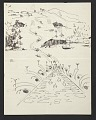 View Eero Saarinen travel sketches to Florence Knoll Bassett digital asset number 0