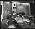 View A storage wall in a CBS office that was designed by Florence Knoll Bassett digital asset number 0