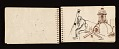 View Adolf Ferdinand Konrad sketchbook of travels to Rome and Egypt digital asset number 31