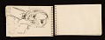View Adolf Ferdinand Konrad sketchbook of travels to Rome and Egypt digital asset number 40