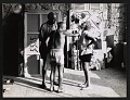 View Samuel Kootz, Pablo Picasso, and Jane Kootz in Picasso's studio digital asset number 0