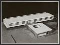 View Vassar Dormitory designed by Marcel Breuer, architect. digital asset number 0