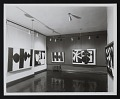 View Installation view of <em>Robert Motherwell: Paintings, drawings, and collages</em> at the Kootz Gallery digital asset number 0