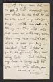 View Mathias Goeritz, Cuernavaca, Mexico letter to Albert Kotin, New York, N.Y. digital asset: verso