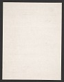 View Edward Bruce, Washington, D.C. letter to Leon Kroll digital asset: verso
