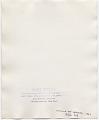 View Leon Kroll digital asset: verso