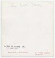 View Leon Kroll's palette digital asset: verso