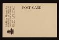View Exhibition of Modern Art post card digital asset number 1
