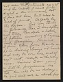 View Walt Kuhn, Paris, France letter to Vera Kuhn, Chevy Chase, Md. digital asset: page 2