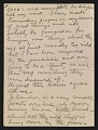 View Walt Kuhn, Paris, France letter to Vera Kuhn, Chevy Chase, Md. digital asset: page 3